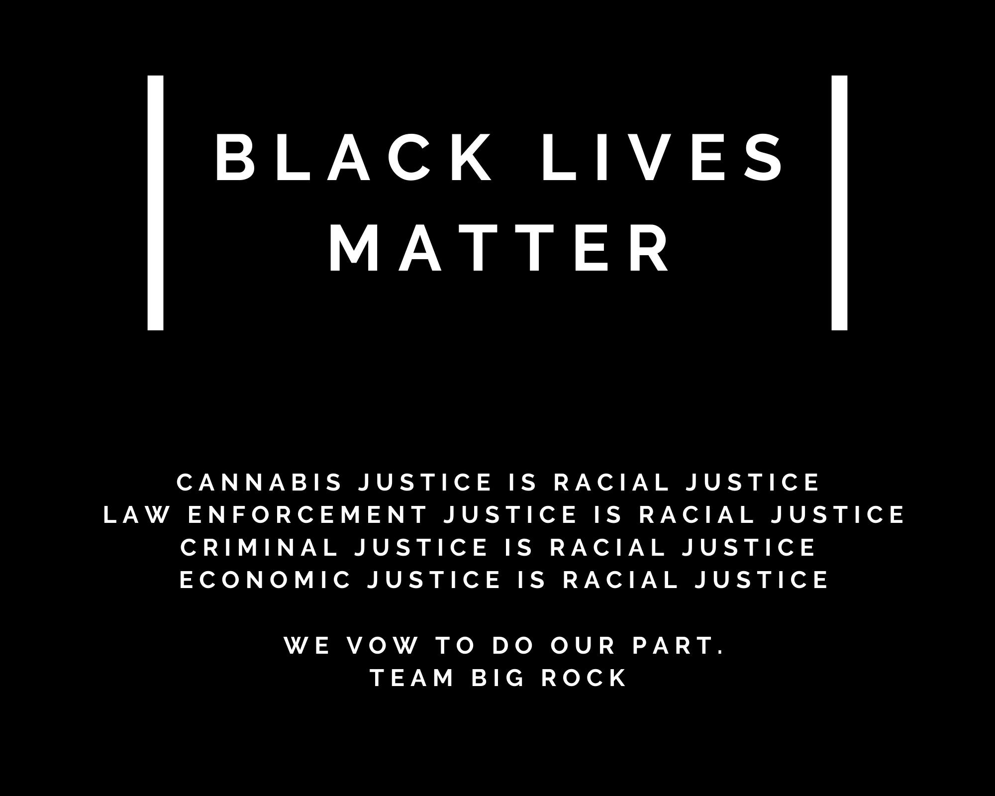 Cannabis Justice is Racial Justice